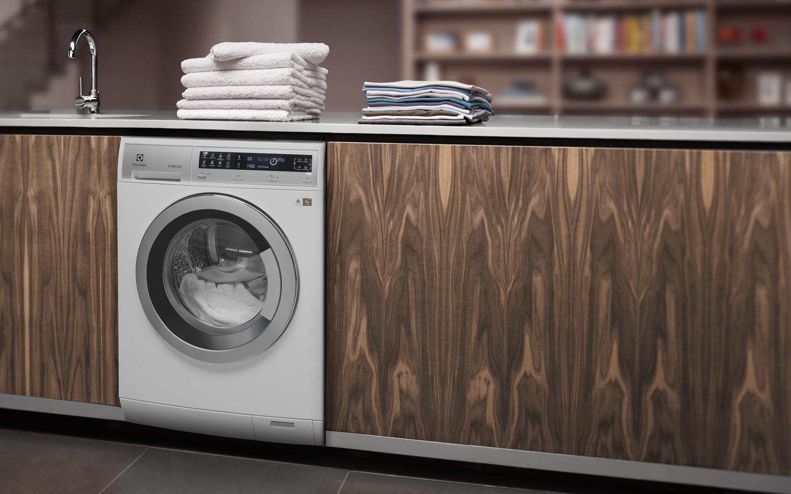 Переваги пральних машин Electrolux