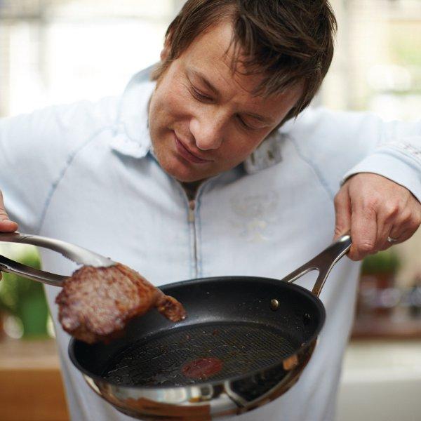 Jamie Oliver pander