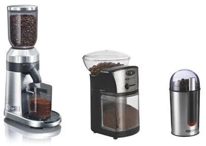 Avanceret Kaffemølle / Kaffekværn - Altid friskmalet kaffe! YP63