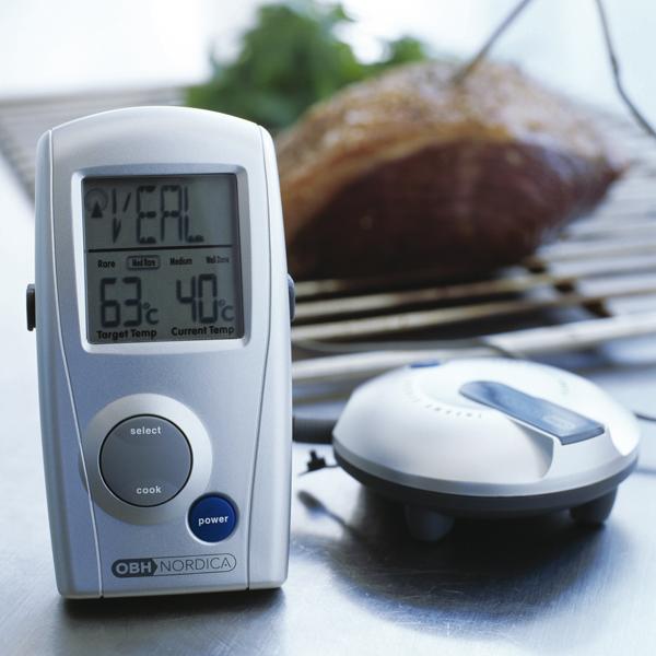Dejlig Hvad er forskellen på et stegetermometer og et ovntermometer? YH-61
