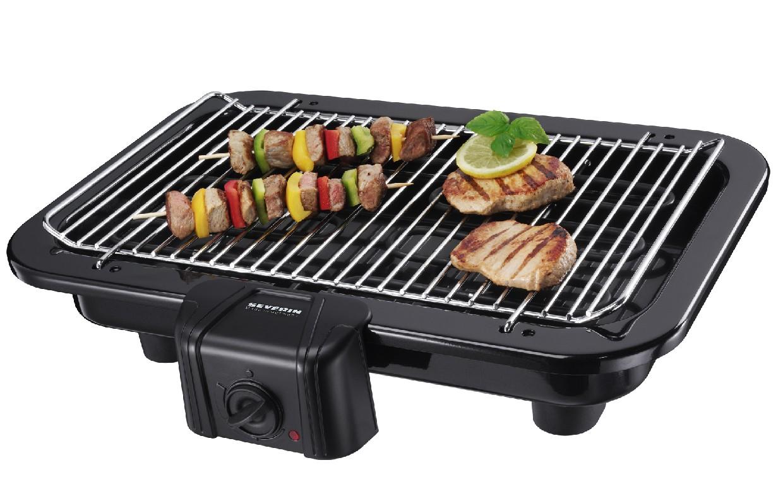 Grill indenfor med en elektrisk grill alt andet kan v re - Grill electrique de table ...