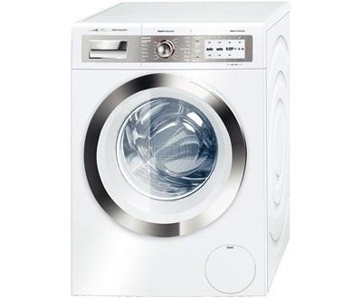 intelligente vaskemaskiner fra bosch og siemens. Black Bedroom Furniture Sets. Home Design Ideas
