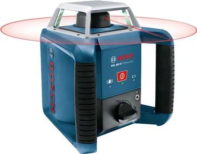 Image of   0 601 061 800 laser niveau 400 m 635 nm (< 1 mW) Rotationsniveau