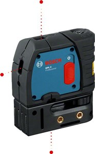 Image of   0 601 066 100 laser niveau 30 m Punktniveau