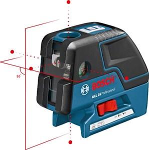Image of   0 601 066 B00 laser niveau 635 nm (< 1 mW) Punktniveau