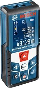 Billede af 0 601 072 C00 målebånd Laserafstandsmåler Sort, Blå 50 m