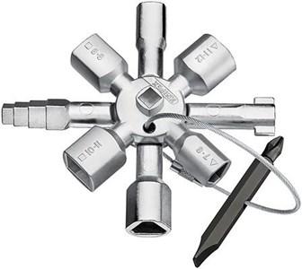 Image of   00 11 01 nøgle til hjælpe- & kontrolskab