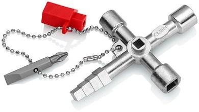 Image of   00 11 04 nøgle til hjælpe- & kontrolskab