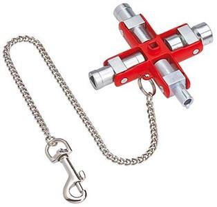 Image of   00 11 06 nøgle til hjælpe- & kontrolskab