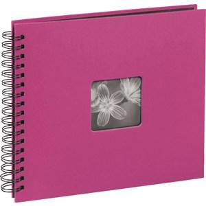 Image of 00010608 fotoalbum og arkbeskyttelse Pink 300 ark