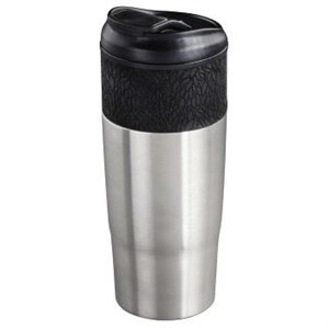 Image of   111226 rejsekrus Sølv Plast 400 ml