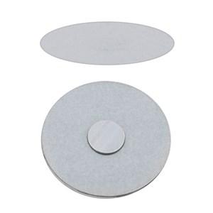 Image of   0023070712 detektormontering & base dækplade Hvid