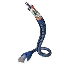 Billede af 00480301 netværkskabel Blå/Sølv 1 m Cat6 SF/UTP (S-FTP)
