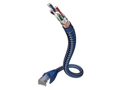 Billede af 00480302 netværkskabel Blå/Sølv 2 m Cat6 SF/UTP (S-FTP)