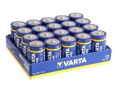 Image of   04014 211 111 husholdningsbatteri Engangsbatteri C