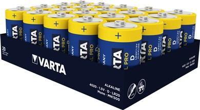 Image of   04020 211 111 husholdningsbatteri Engangsbatteri D