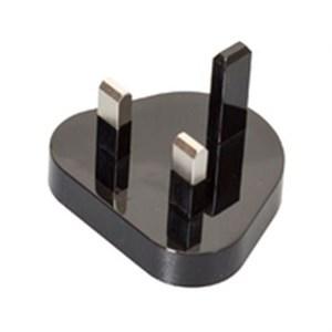 Image of 04G460006550 strømstik adapter Type G (UK) Sort