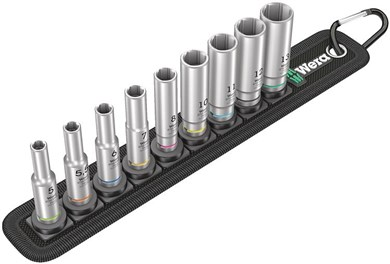 Image of   05004525001 stiksæt Socket set