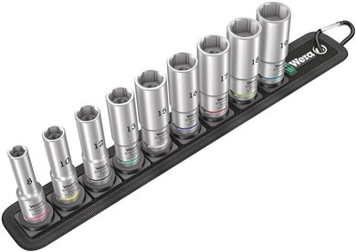 Image of   05004545001 stiksæt Socket set