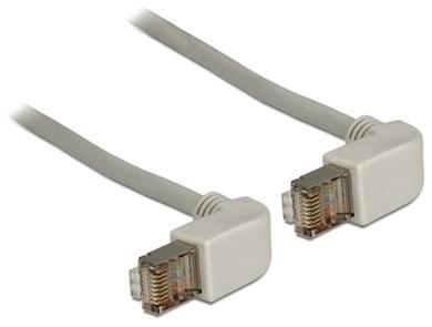 Image of   0.5m Cat.5e SFTP netværkskabel 0,5 m Cat5e S/FTP (S-STP) Grå