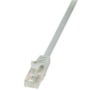 Image of   0.5m Cat.6 U/UTP netværkskabel 0,5 m Cat6 U/UTP (UTP) Grå