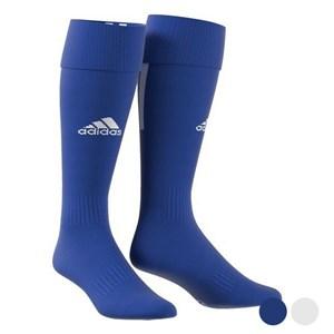 Voksen fodboldstrømper Adidas Santos Blå 46-48