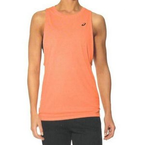 T-shirt til Mænd uden Ærmer Asics Gpx Loose Slvless Orange XS