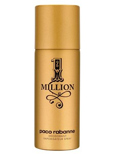 - 1 Million Deodorant Spray 150 ml