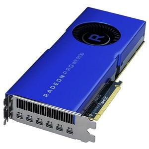 Image of 100-505957 grafikkort Radeon Pro WX 9100 16 GB Høj båndbreddehukommelse 2 (HBM2)
