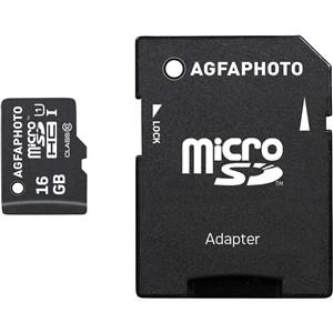 Image of 10580 hukommelseskort 16 GB MicroSDHC Klasse 10