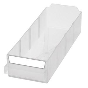 Image of   107792 selvklæbende etiket Hvid