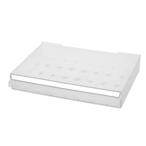 Image of   107822 selvklæbende etiket Hvid 6 stk