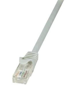 Billede af 10m RJ45 CAT 5e netværkskabel Grå Cat5e U/UTP (UTP)