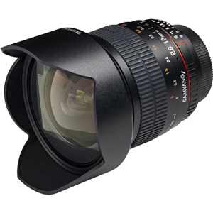 10mm F2.8 ED AS NCS CS MILC Super bredlinse
