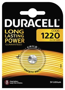 Image of   1220 Battery, 1pk