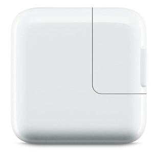 Image of 12W USB Strømadapter, iPad, iPhone, hvid