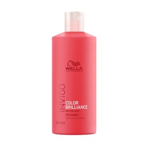 Shampoo Invigo Color Brilliance Wella Normalt hår (500 Ml)