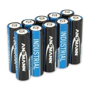 Image of   1502-0005 husholdningsbatteri Engangsbatteri AA Lithium