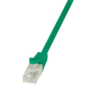 Billede af 1.5m Cat.5e U/UTP netværkskabel Grøn 1,5 m Cat5e U/UTP (UTP)