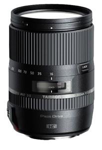 16-300mm F/3.5-6.3 Di II VC PZD SLR Makrolinse Sort