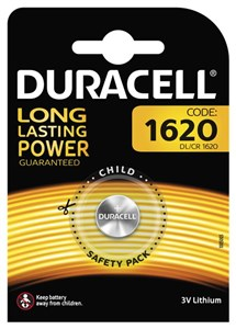 Image of   1620 Battery, 1pk