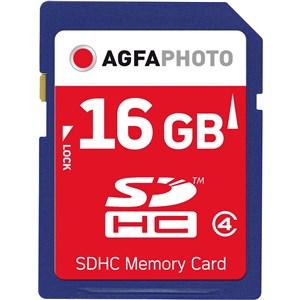 Image of 16GB SDHC hukommelseskort