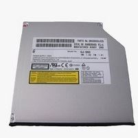 ASUS 17601-00010600 notebook reservedel Optisk DVD-drev