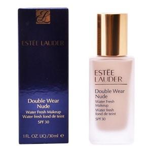 Image of   Flydende Makeup Foundation Double Wear Nude Estee Lauder 2C2 - almond 30 ml