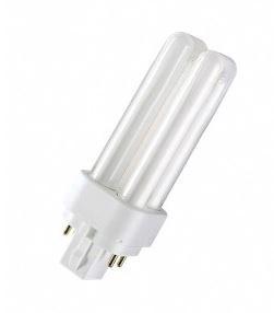 Image of   18 W/840 neonlampe G24q-2 Kold hvid A