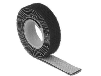 Image of   18709 hook/loop fastener Black 1 pc(s)
