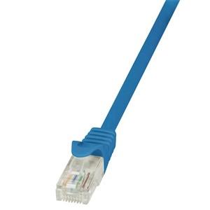 Billede af 1m Cat.5e U/UTP netværkskabel Blå Cat5e U/UTP (UTP)