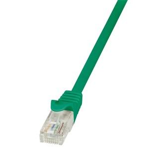 Billede af 1m Cat.5e U/UTP netværkskabel Grøn Cat5e U/UTP (UTP)