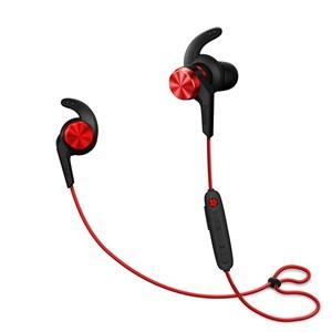 Image of E1018 Headset I ørerne Sort, Rød
