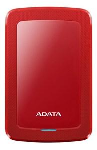 Billede af 1TB External Hard drive, 10,3mm, USB 3.1, Quick start, red
